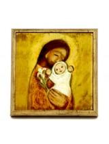 성요셉과 아기예수(세라믹/대,중,소)