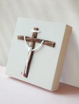 색지공예 십자가